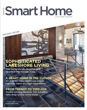 Revista sobre casas inteligentes